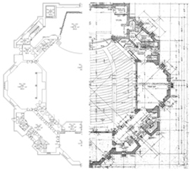 campus and building plans