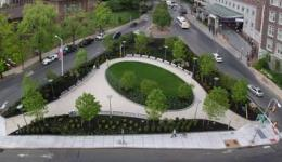 Edward W. Kane Park Transforms 33rd Street