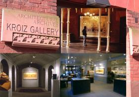 Architectural Archives / Kroiz Gallery