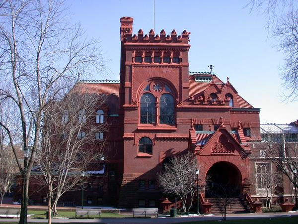 Fisher Fine Arts Library