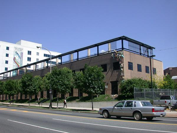 3615 Market Street with trees lining the front
