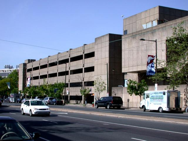 Parking Garage: 268 S. 38th Street