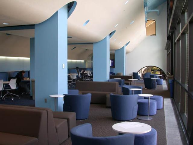 Education Commons - Weiss Pavilion