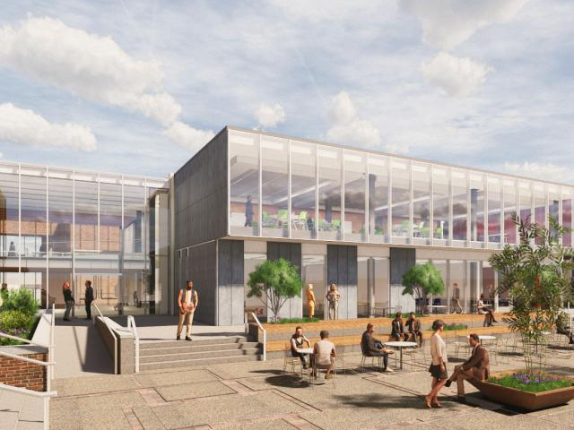 proposed renovation GSE