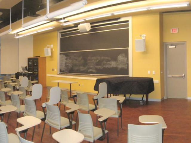 Music Large Classroom