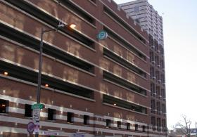Parking Garage: 3335 Chestnut Street