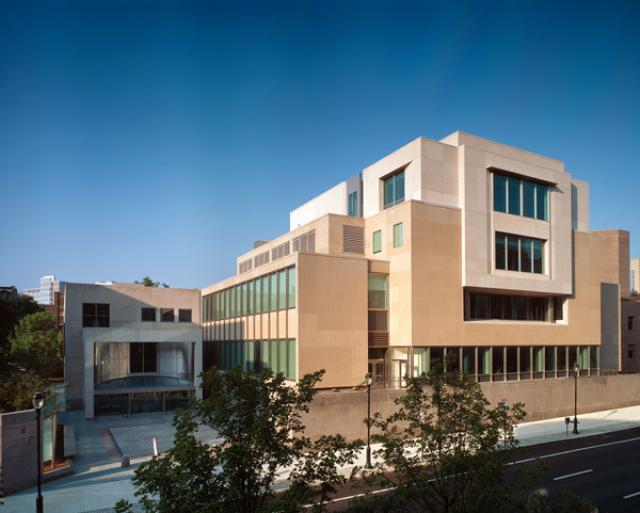 Annenberg school for communication university of for Classic building design