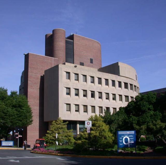 Scheie Eye Institute exterior
