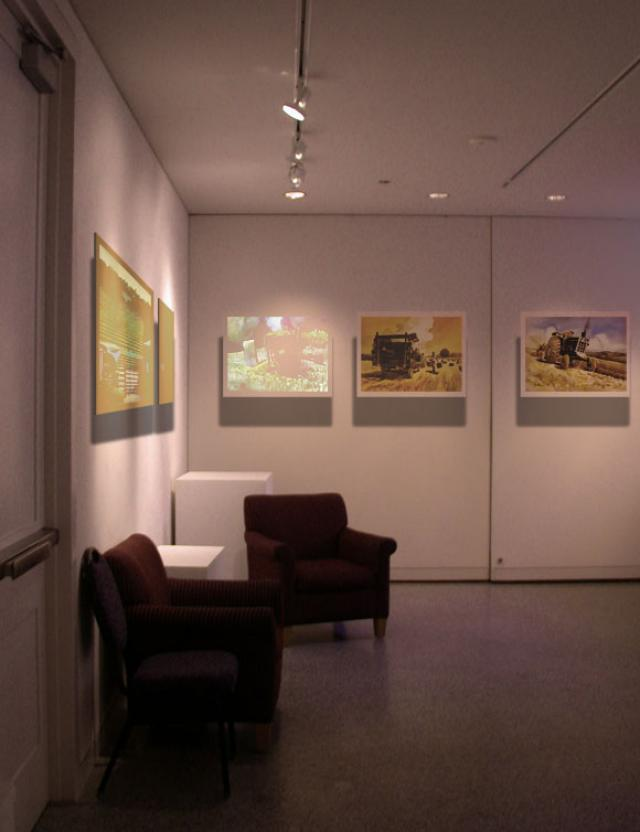 Fox Gallery interior