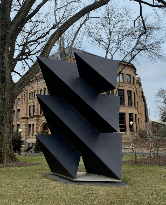 Freestanding Polyhedron Forms (Black Forest)