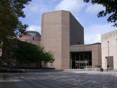Annenberg Center for the Performing Arts exterior