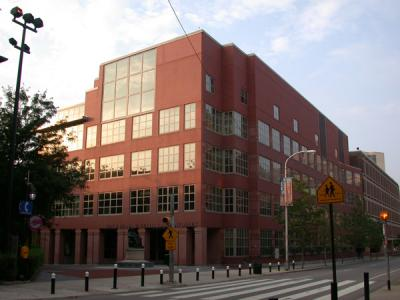 Roy and Diana Vagelos Laboratories of the IAST street view