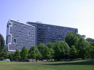 The Radian building