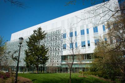 Levin Building, Stephen A. outside view